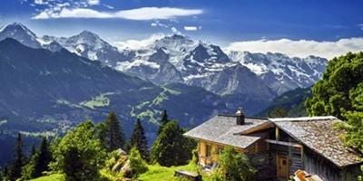 נוף שוויץ